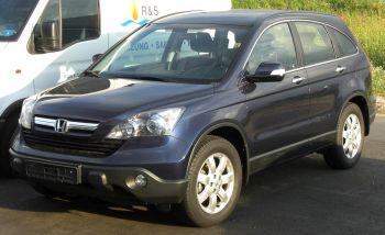 Szeroka gama felg Aluminiowych do Hondy CR-V III. LadneFelgi.pl