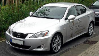 Szeroka gama felg Aluminiowych do Lexusa IS II. LadneFelgi.pl