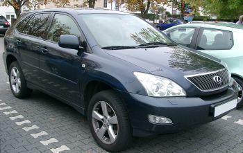 Szeroka gama felg Aluminiowych do Lexusa RX II. LadneFelgi.pl