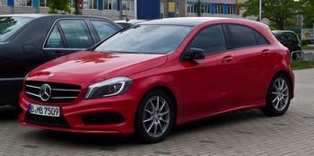 Szeroka gama felg Aluminiowych do Mercedesa W176. LadneFelgi.pl