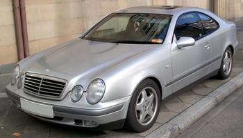 Szeroka gama felg Aluminiowych do Mercedesa W208. LadneFelgi.pl