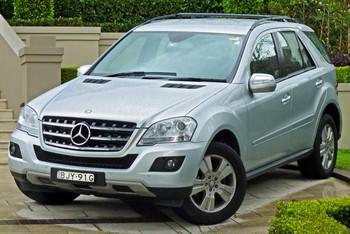 Szeroka gama felg Aluminiowych do Mercedesa W164. LadneFelgi.pl