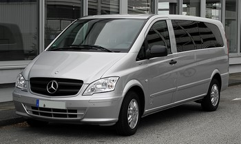 Szeroka gama felg Aluminiowych do Mercedesa Vito W639. LadneFelgi.pl