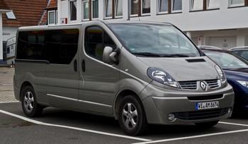 Szeroka gama felg Aluminiowych do Renault Trafic II. LadneFelgi.pl