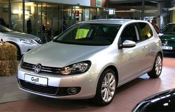 Szeroka gama felg Aluminiowych do VW Golfa VI. LadneFelgi.pl