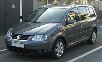 Szeroka gama felg Aluminiowych do VW Tourana Van I. LadneFelgi.pl