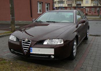 Szeroka gama felg Aluminiowych do Alfy Romeo 166. LadneFelgi.pl