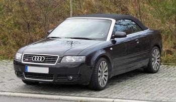 Szeroka gama felg Aluminiowych do AUDI A4 B6 Cabrio. LadneFelgi.pl