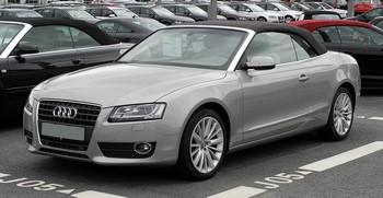 Szeroka gama felg Aluminiowych do AUDI A5 B8 Cabrio. LadneFelgi.pl