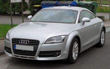 Szeroka gama felg Aluminiowych do Audi TT II. LadneFelgi.pl