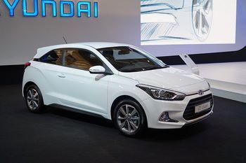 Szeroka gama felg Aluminiowych do Hyundai i20 II. LadneFelgi.pl
