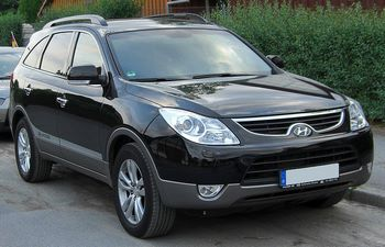 Szeroka gama felg Aluminiowych do Hyundai ix55. LadneFelgi.pl