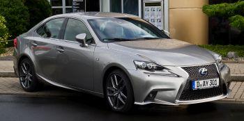 Szeroka gama felg Aluminiowych do Lexusa IS III. LadneFelgi.pl