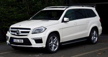Szeroka gama felg Aluminiowych do Mercedesa GLS. LadneFelgi.pl