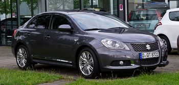 Szeroka gama felg Aluminiowych do Suzuki Kizashi. LadneFelgi.pl