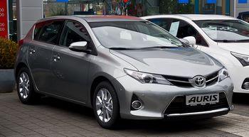 Szeroka gama felg Aluminiowych do Toyoty Auris II. LadneFelgi.pl