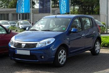 Szeroka gama felg Aluminiowych do Dacia Sandero I. LadneFelgi.pl