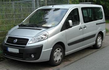 Szeroka gama felg Aluminiowych do Fiata Scudo. LadneFelgi.pl